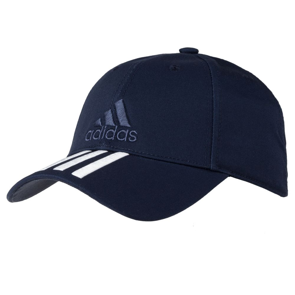 Бейсболка Six-panel Classic 3 stripes